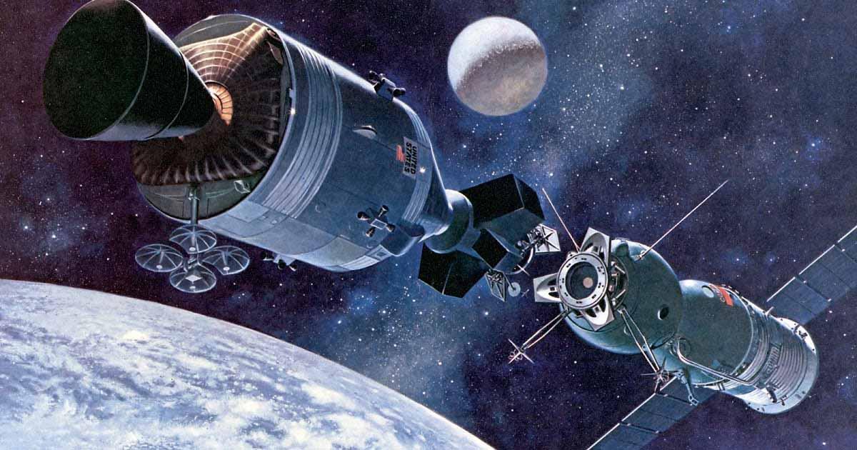 Союз-Аполлон для потенции и мужской силы